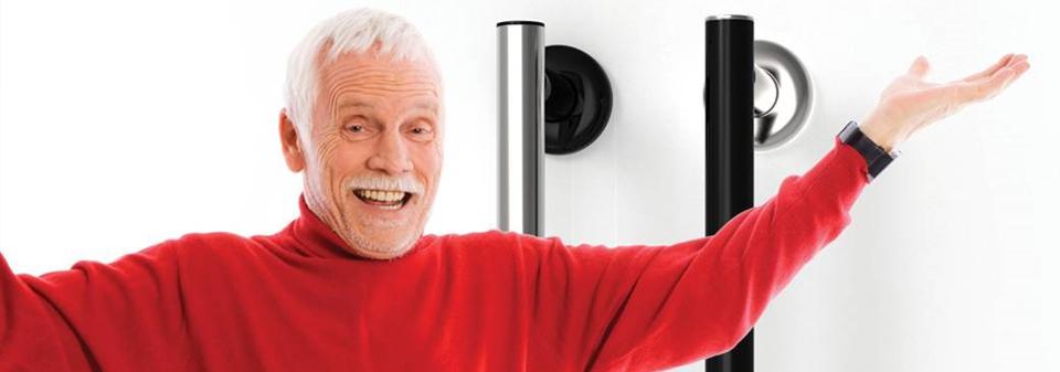 Badezimmer für Senioren